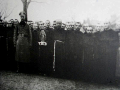 Fundación de la Milicia de la Inmaculada por San Maximiliano Kolbe ( 16 de octubre)