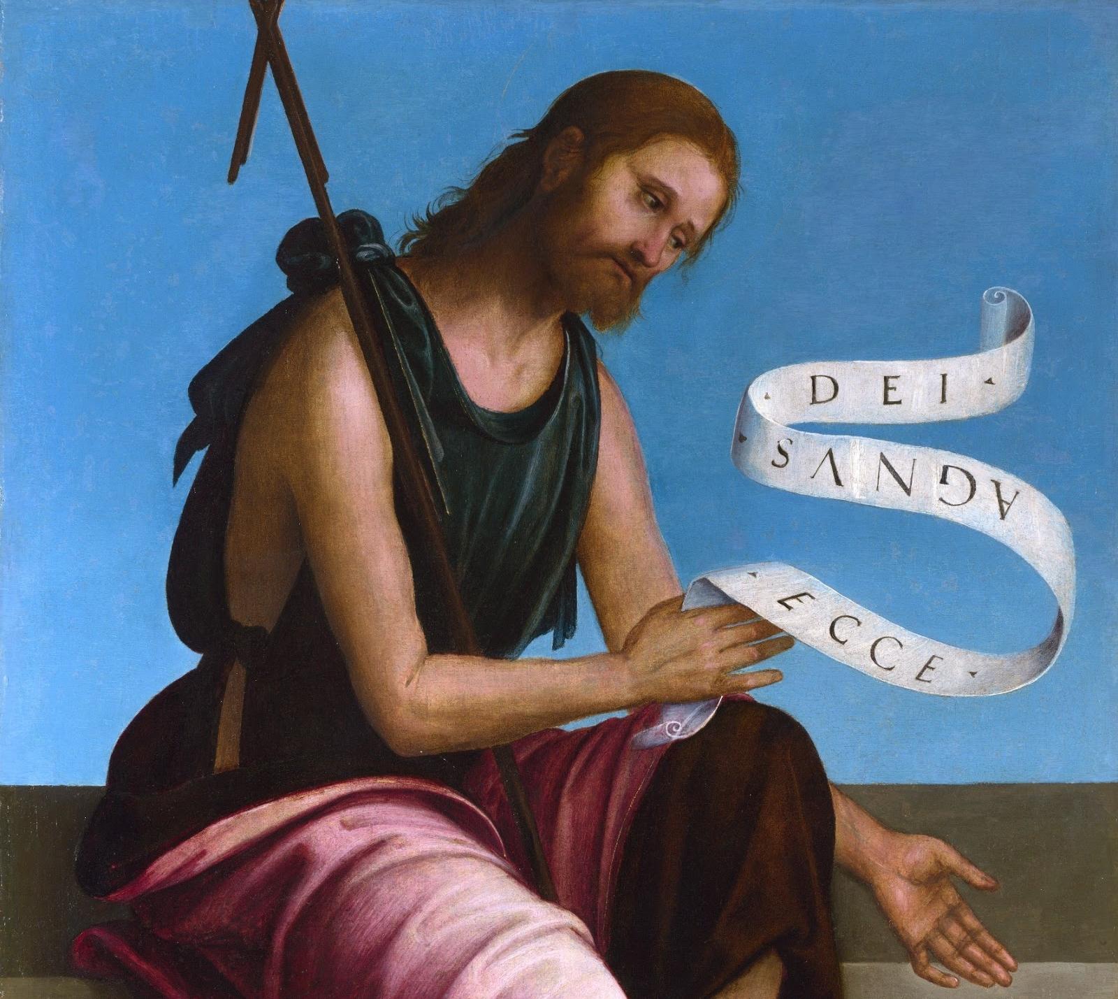 Visión del Nacimiento de Juan Bautista por María Valtorta » Foros de ...