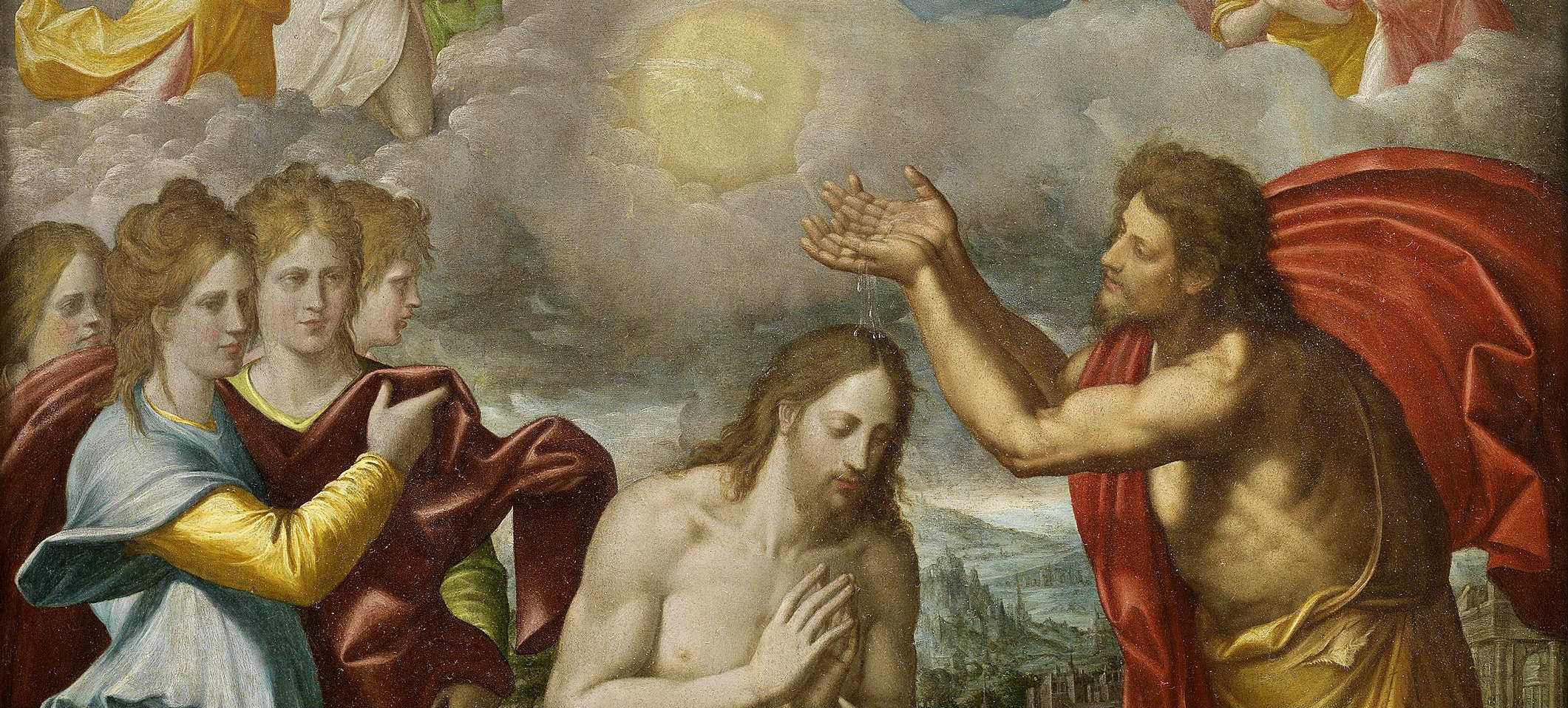 Impresionantes Visiones de la vida de San Juan el Bautista