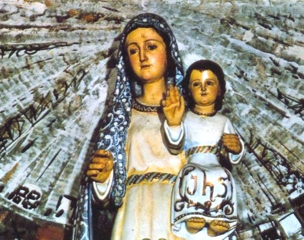 Nuestra Señora de la Ayuda, una Aparición Prodigiosa, España (2 feb, 3º dgo may)