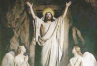 La Resurrección de Jesús y la aparición a María, visión de María Valtorta