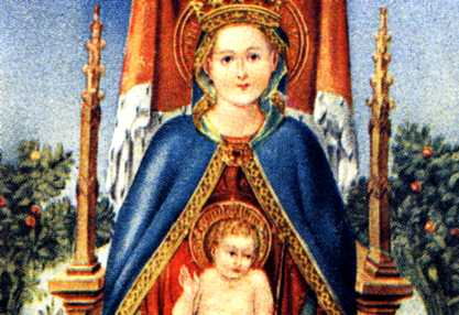Religione Madonna di Corbetta