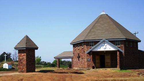 Ngome Marian Shrine and Chapel