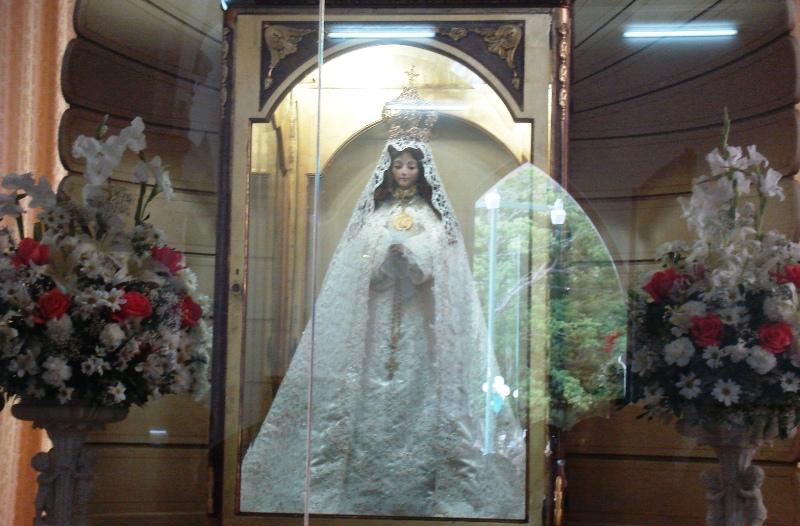 oracion virgen de valle venezuela