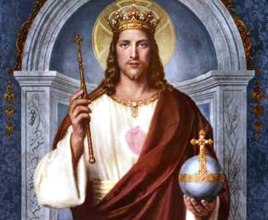 Image  result for imagen de cristo rey
