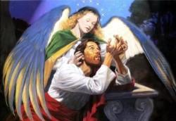 Resultado de imagen para gemir en la oracion iglesia catolica