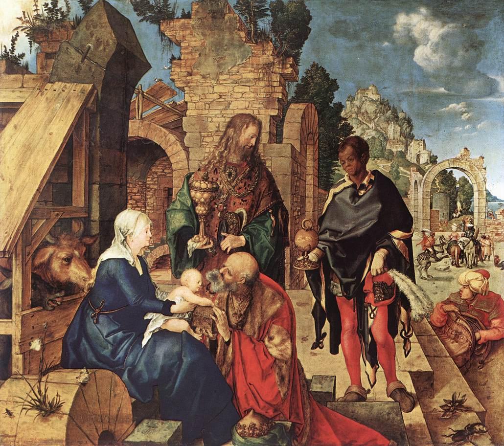 La Adoración de los Reyes Magos al Niño Jesús: visión de Catalina Emmerich