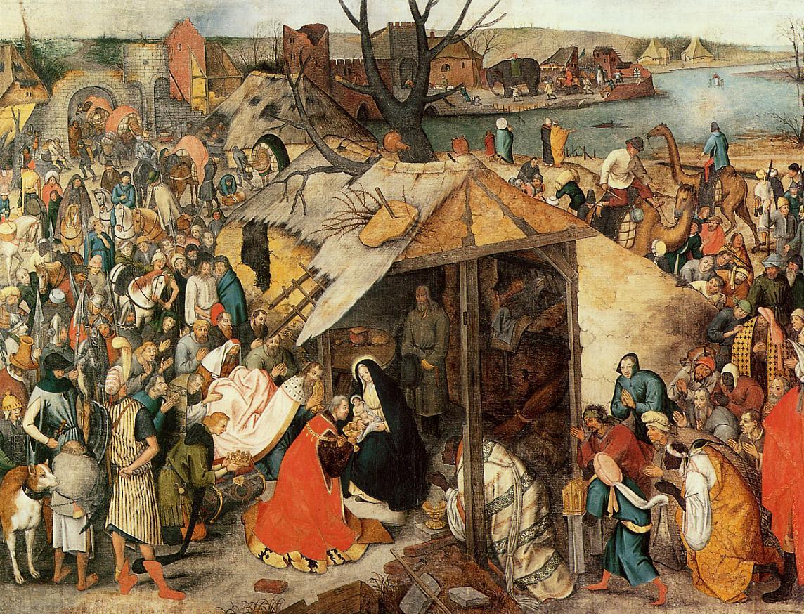 Oraciones a la Epifanía del Señor y a los Reyes Magos