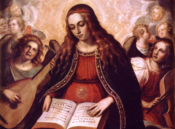 O Mundo Inteiro Espera A Resposta De Maria: Oraciones A Nuestra Señora De La Dulce Espera » Foros De