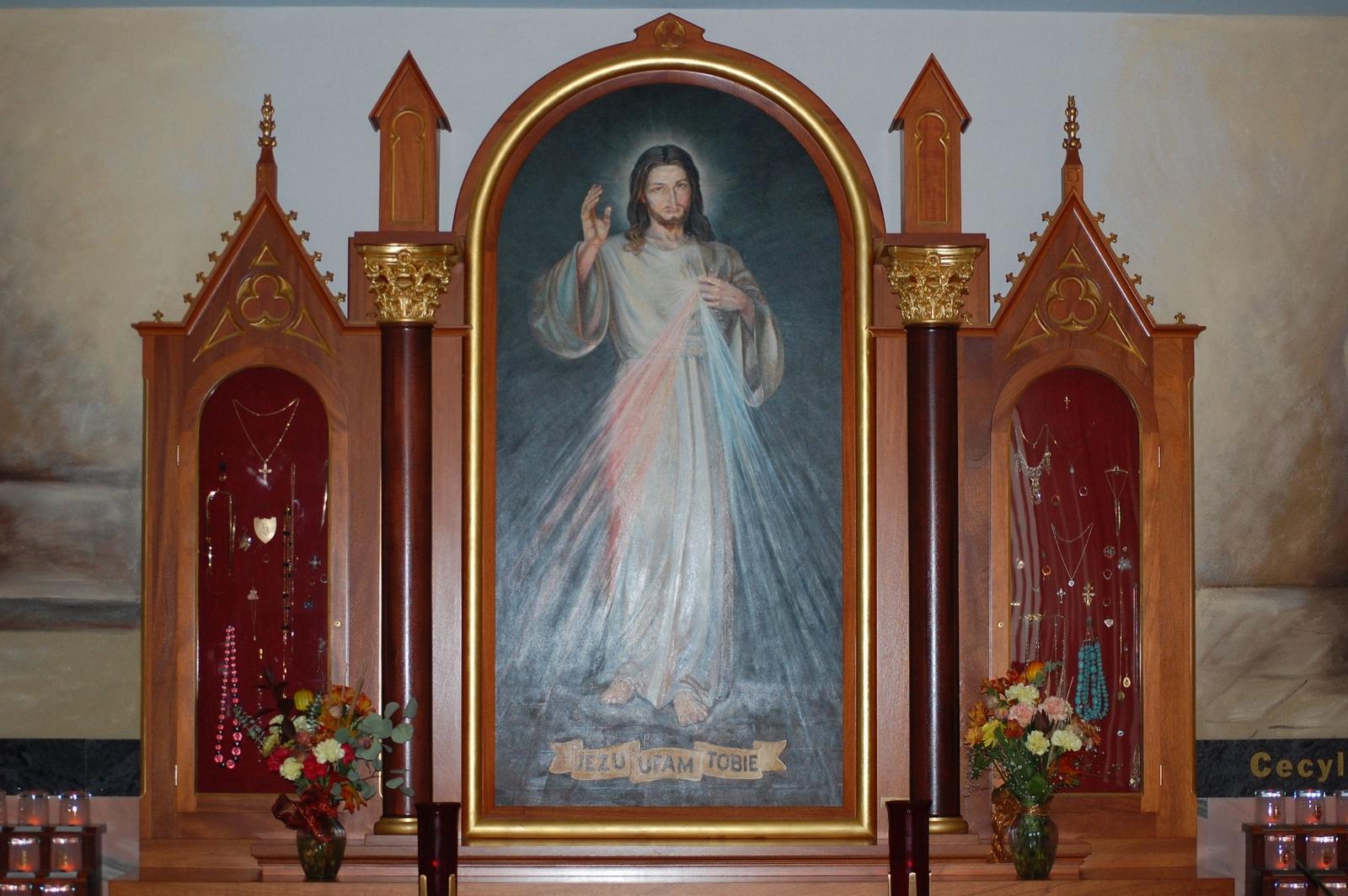 Oraciones a la Divina Misericordia