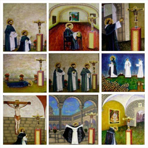 9 modos de orar de Santo Domingo