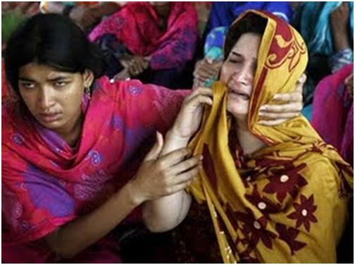 El secuestro y la violación como forma de conversión forzada al Islam [2011-05-14]