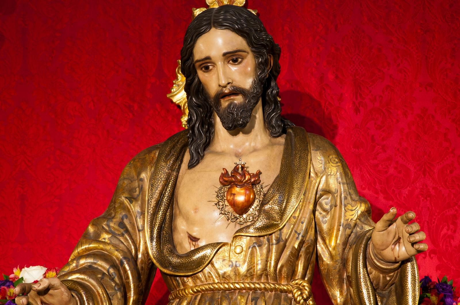 Devoción de los NUEVE PRIMEROS VIERNES al Sagrado Corazón de Jesús