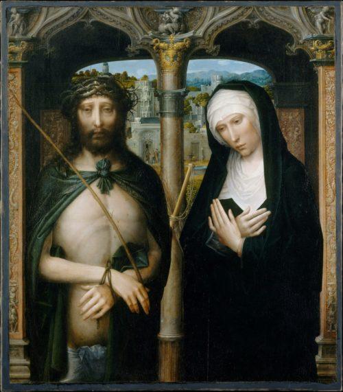 Ecce Homo y la Virgen de los Dolores