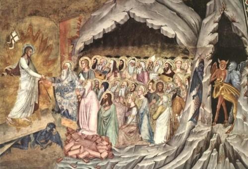 jesus en la resurrección de los muertos