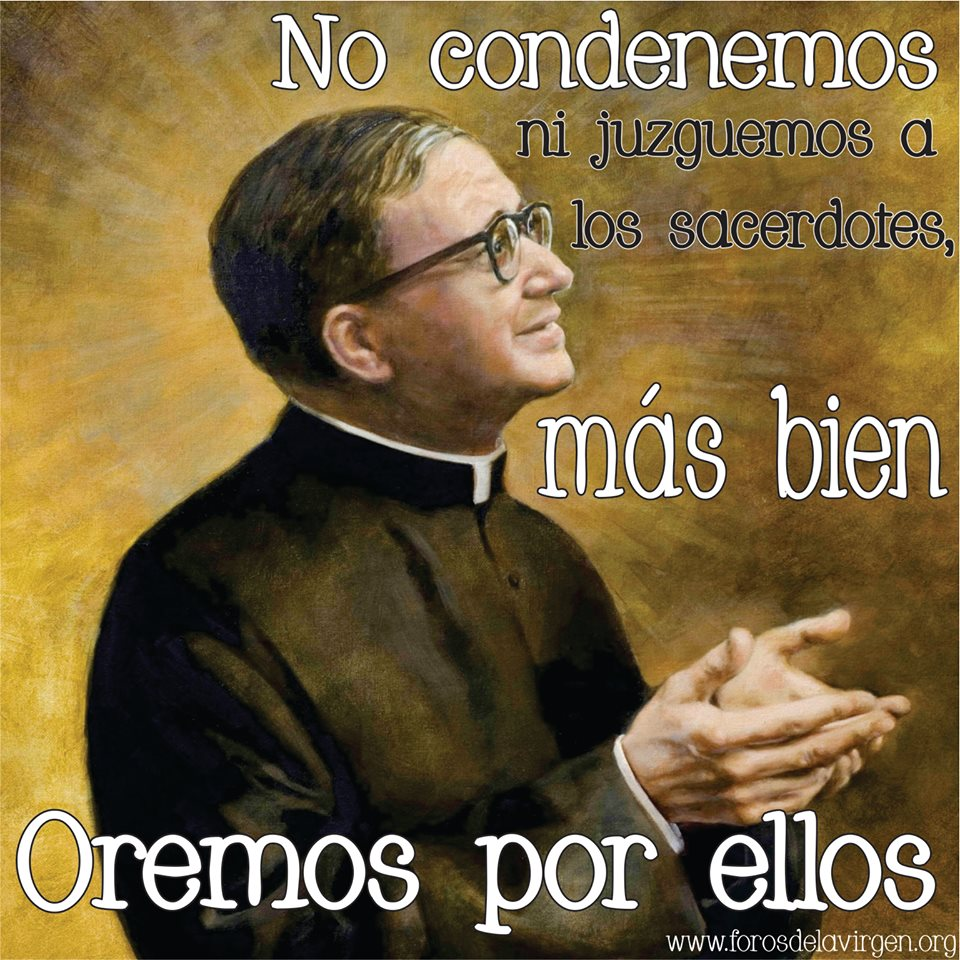 Orar por sacerdotes