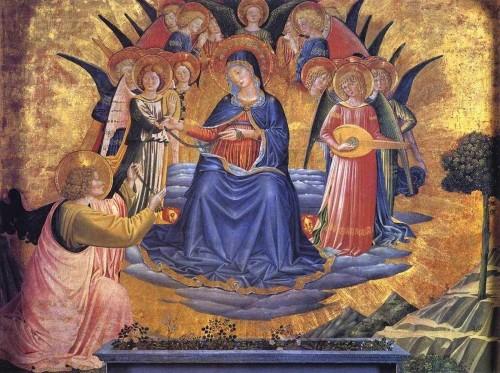 Madonna della Cintola, Benozzo Gozzoli