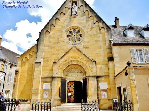 paray lemonial convento de la visitacion
