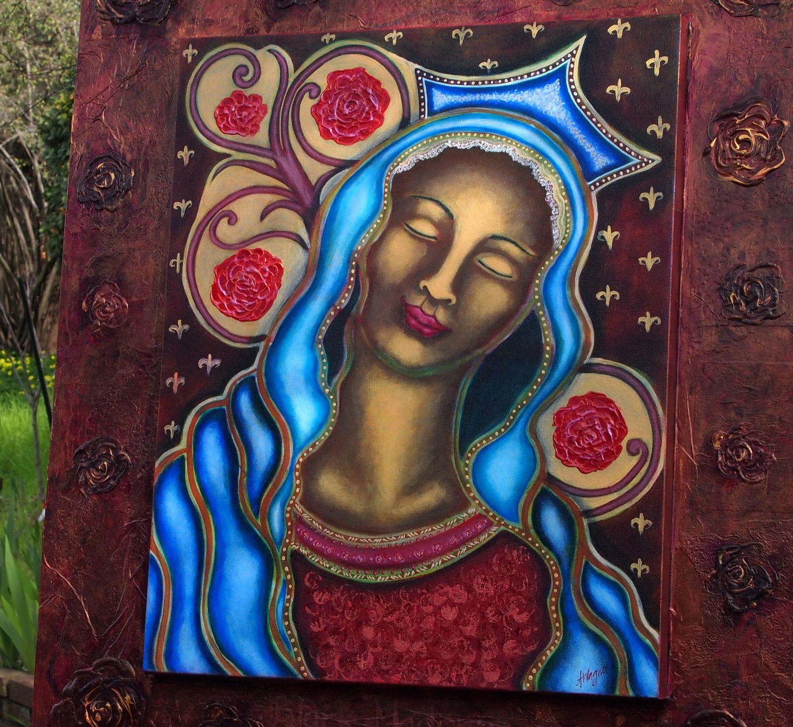 El Misterio de las Imágenes Negras de la Virgen María