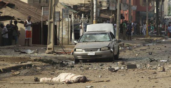 ataque en nigeria a cristianos en pascua