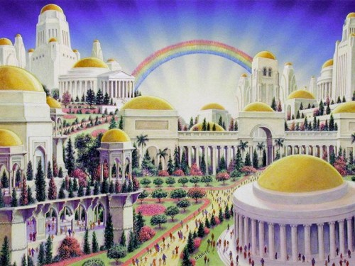 ciudad de los cielos