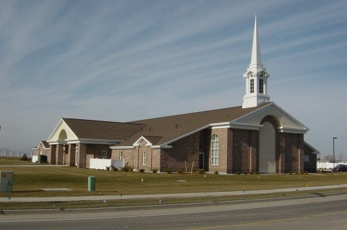 Tipico templo mormon