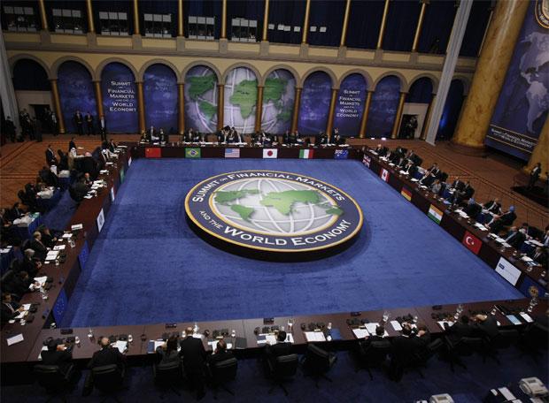 gobernanza mundial