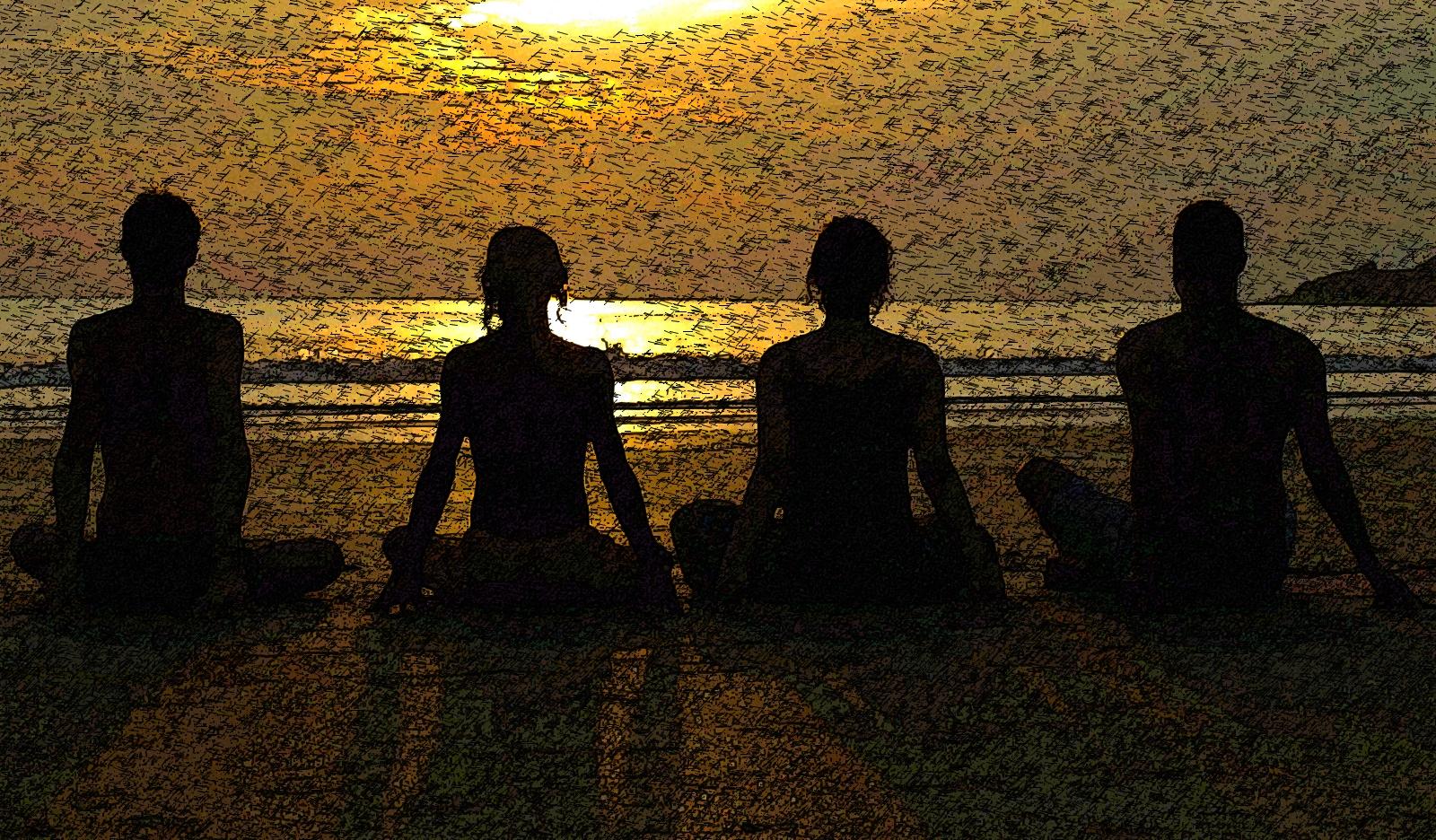 ¡Cuidado! las Posturas y Meditación del Yoga abren Puertas a Energías Peligrosas