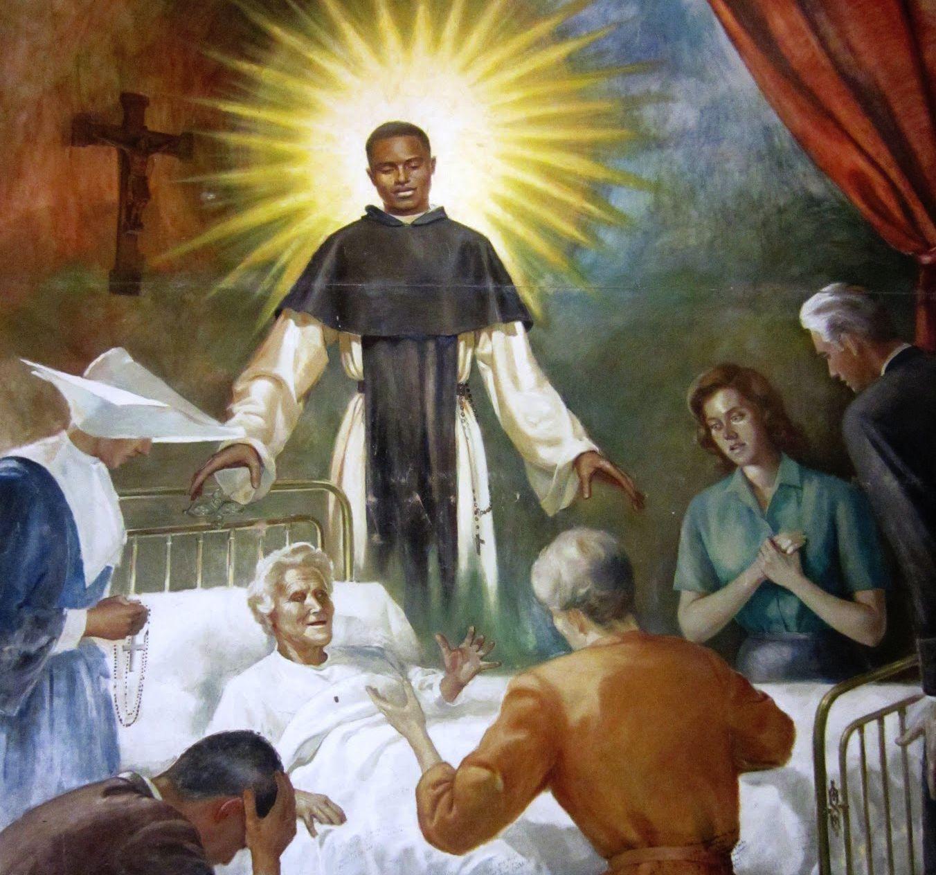 Los Milagros De San Martin De Porres Foros De La Virgen Maria