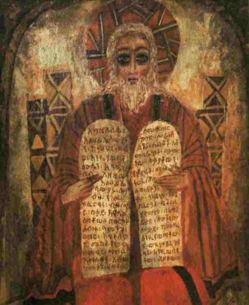 icono 10 mandamientos
