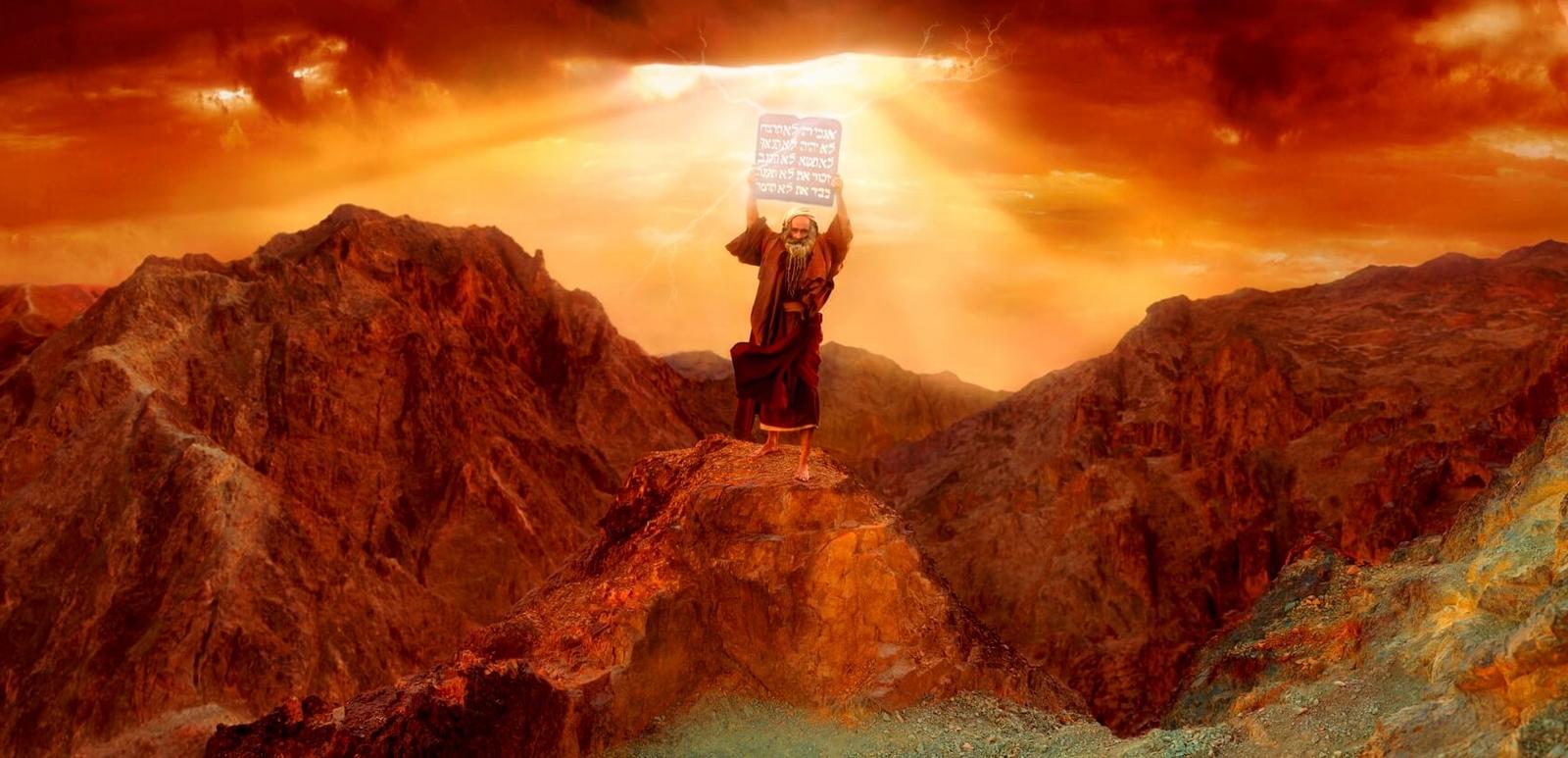 ¿Por qué Dios nos dio los 10 MANDAMIENTOS? ¿Por qué son Buenos?