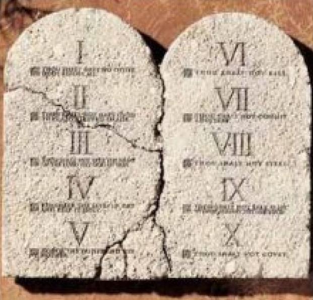 Los 10 Mandamientos y los Preceptos que da Jesús para la Humanidad ...