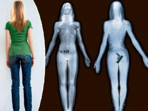 escaner de cuerpo