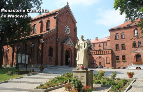 monasterio carmelita de wadowice