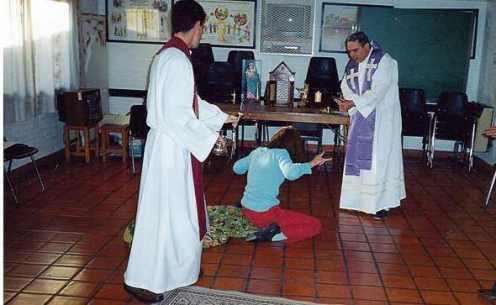 sacerdotes exorcistas