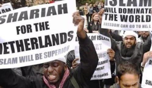 islam crece en europa