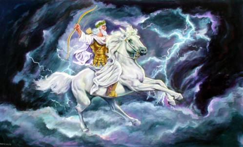 profecia del caballo blanco