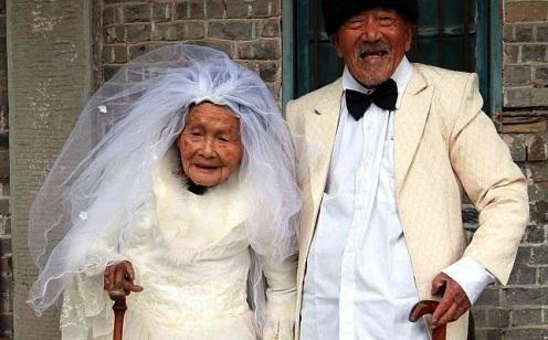 88 anos de casados