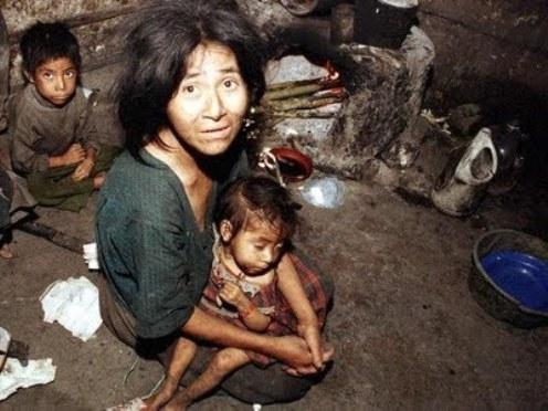 ¿Como acabar con la delincuencia? terminar con la pobreza