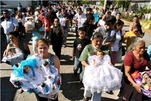 Fiestas Patronales de Antiguo Cuscatlan