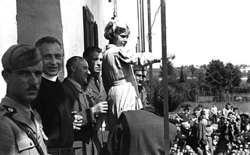 Adelaide Roncalli en 1944