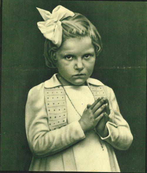 Adelaide Roncalli vidente de Ghiaie de Bonate