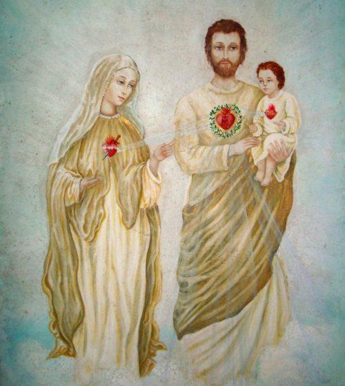 Apariciones de San Jose y María en Itapiranga