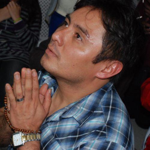 Edson Glauber vidente de Itapiranga