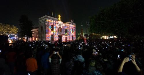 Wanching Christmas Light Show
