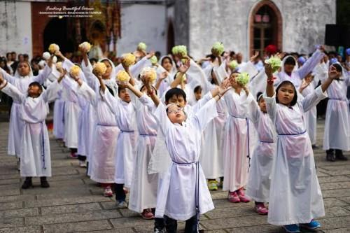 ninos cristianos de taiwan