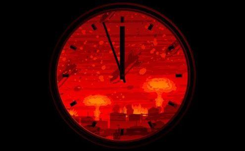 reloj del juicio final