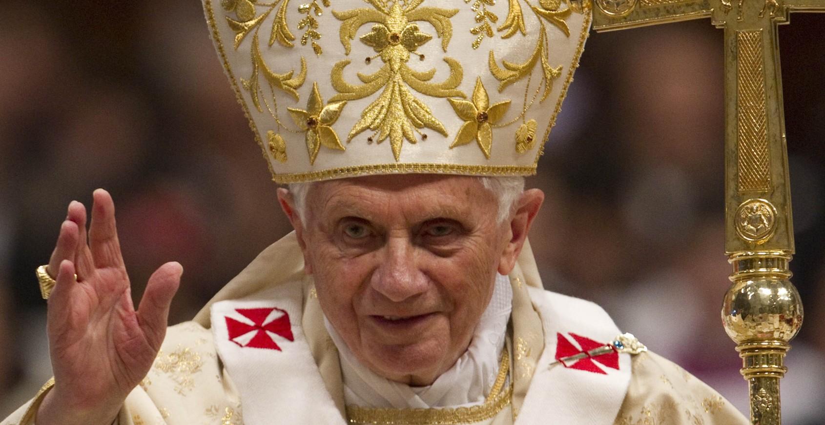 Benedicto XVI Llamó a la resistencia al Mundo Secular [¿y que hemos hecho?]