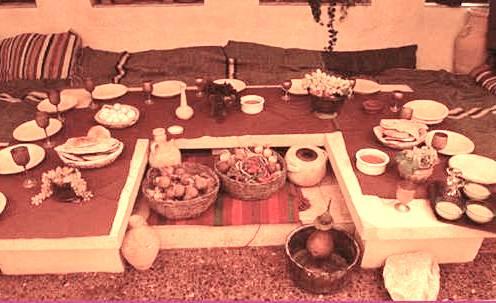 cena de pascua judia