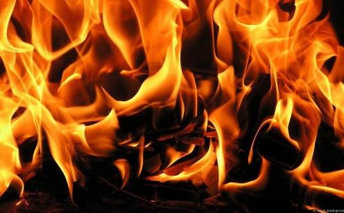 fuego del infierno